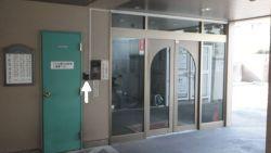 安達法律事務所 アクセス情報 エレベーターホール